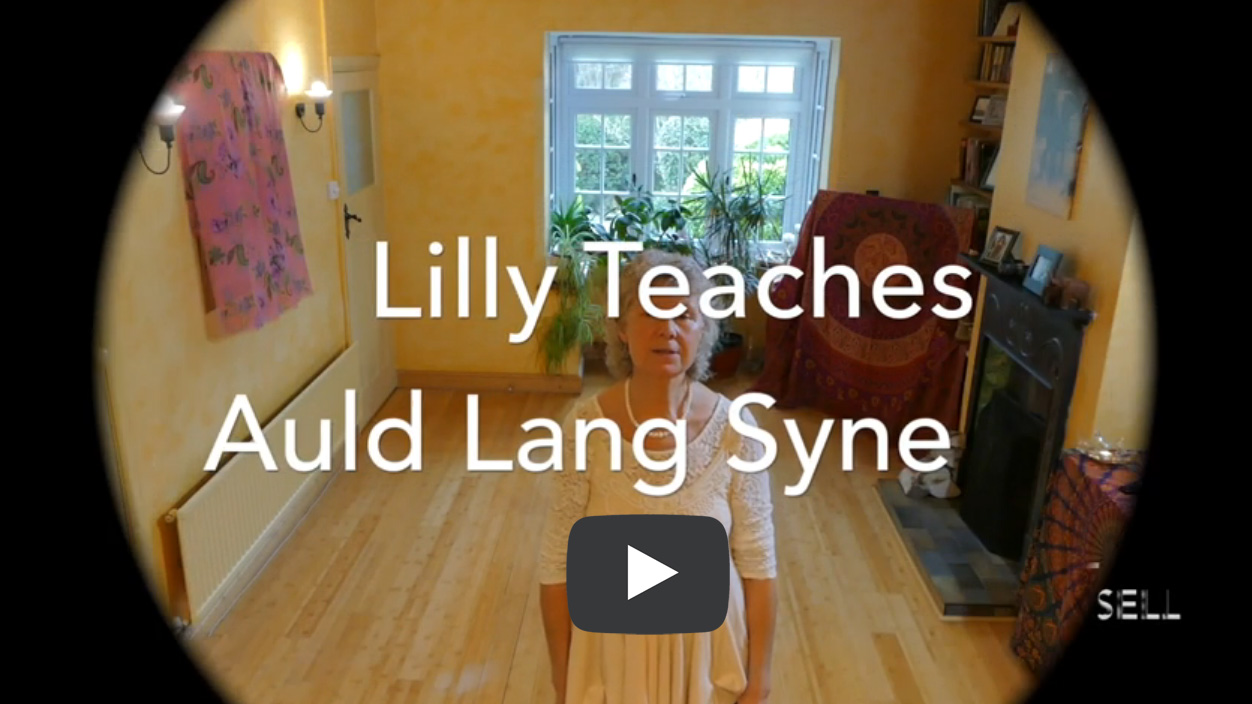 Auld Lang Syne - Lilly Sell