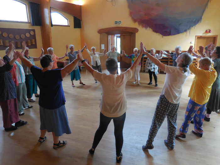Teachers' Practice Day, Auchterarder - July 2019